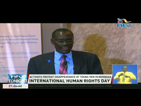 Kenya makes progress in observing human rights