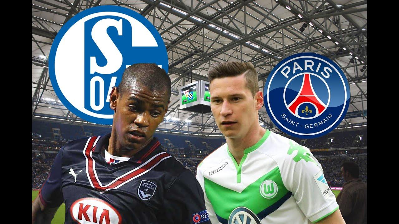 schalke 04 transfer news