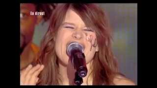 """Camille """"Ta douleur"""" Les Victoires de la Musique 2006"""
