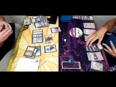 Liga Modern R2: UW Control (Jordi Gutierrez) Vs.  (Eldrazi Tron) Danilo Serani