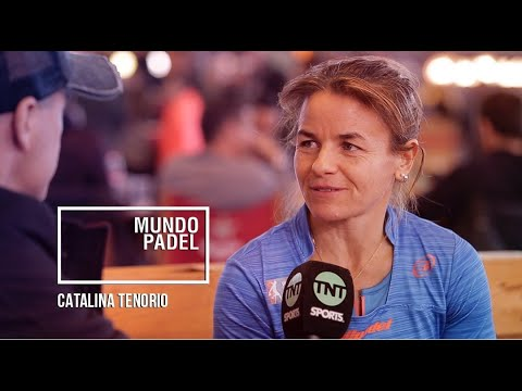 Mundo Padel programa 67 - Cata Tenorio - Ale Galán