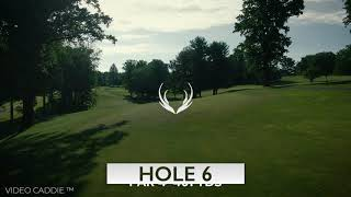 Deerfield Golf Club: Hole 6