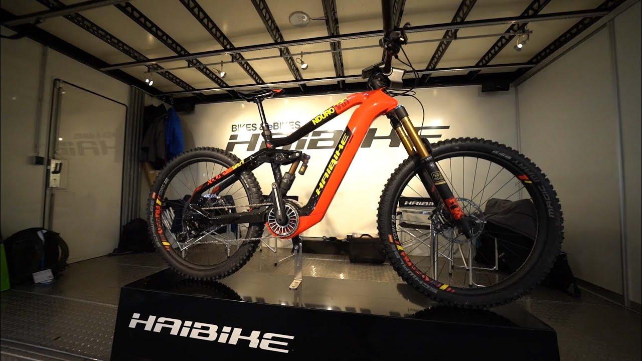 Fahrrad Essen 2020 - E-Bike Trends