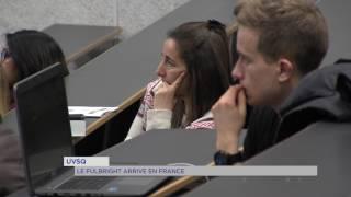 UVSQ : collaboration renforcée entre les Etats-Unis et la France