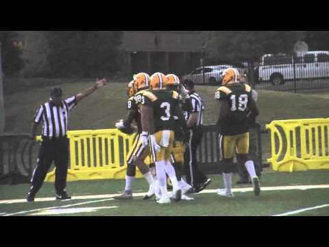 Tech Football vs. Southeastern Oklahoma State Highlights 10/24/15
