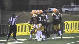 Tech Football vs. Southeastern Oklahoma State Highlights 10/24/15