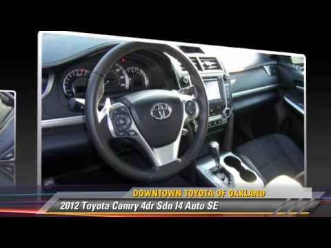 Wonderful Downtown Toyota Of Oakland, Oakland CA 94611   074008