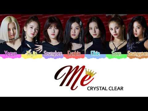CLC (씨엘씨) Me (美) - Color Coded Lyrics [HAN/ROM/ENG]
