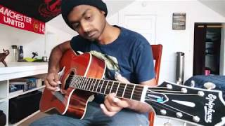 NiSaRiSa - BGM theme from Jeans - Guitar Cover