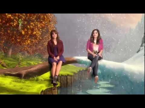 Debby Ryan and Lucy Hale - Secret of The Wings Promotional ...