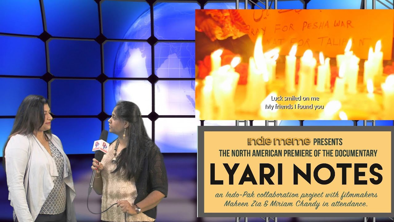 Lyari Notes - An Indi Meme Presentation