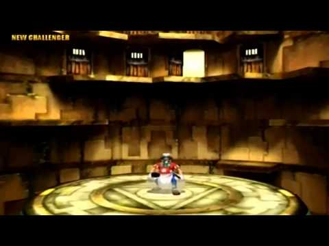 Power Stone 2 Gameplay and Commentary