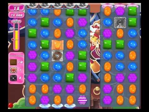 Candy Crush Saga Level 1490