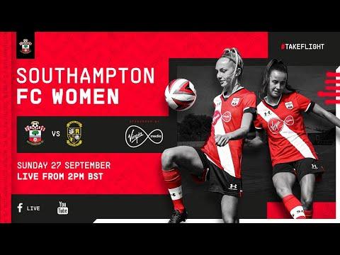 LIVE: Southampton FC Women vs Buckland Athletic