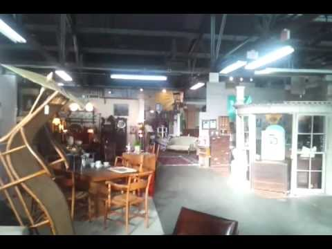 Screen Door ANTIQUES in Asheville North Carolina,  Autumn Music by Emerald Rose