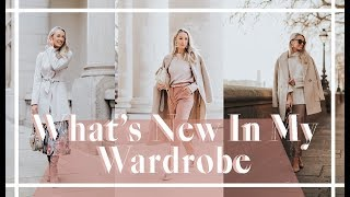 WHAT'S NEW IN MY WARDROBE // February 2019 // Fashion Mumblr