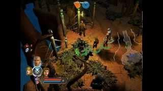 Xmen Legends 2 Gameplay (MODS) Part 1