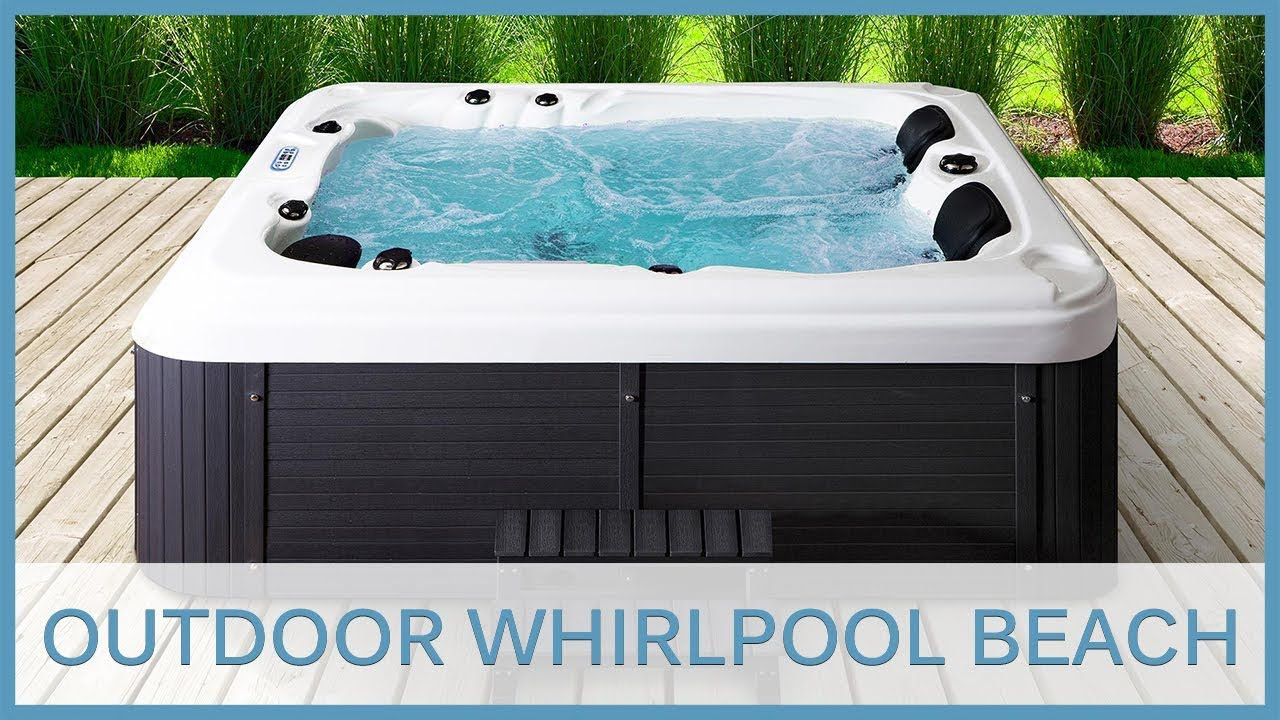 Outdoor Whirlpool Cheap Outdoor Whirlpool Beach Produktvorstellung
