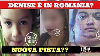 Denise Pipitone | nuova pista  è viva e vive in Romania? si è sposata per amore