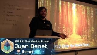 Juan Benet: Enter the Merkle Forest