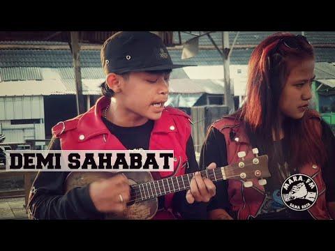 DEMI SAHABAT - COVER - ARUL FM [ AUDIA BIKIN GELENG GELENG DENGERIN SUARA ARUL ]