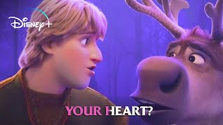 FROZEN 2 - Lost in the Woods (Sing Along - Lyrics) Official Video