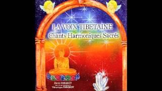 La Voix Tibétaine, Extrait du 1er morceau (sur 8)
