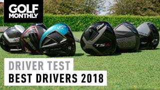 Best Drivers 2018 I Driver Test I Golf Monthly