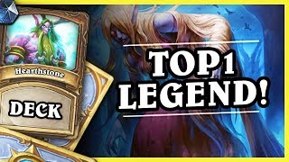 TOP1 LEGEND! - TOGWAGGLE DRUID - Hearthstone Deck (Rastakhan's Rumble)