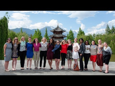 China Global Academic Travel Experience (GATE)