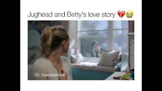 jughead and betty s love story riverdale