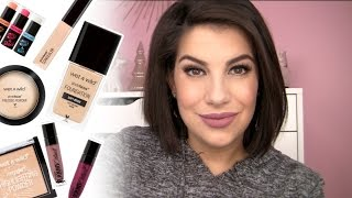 NEW Wet n Wild Makeup | HAUL & REVIEWS
