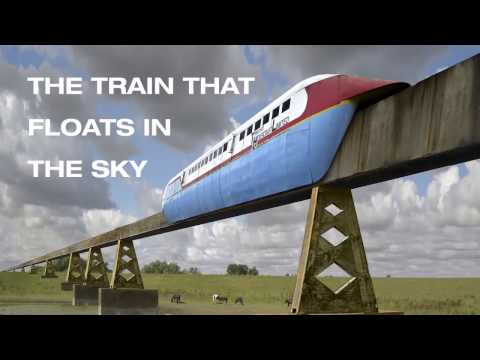 The Train that Floats in the Sky