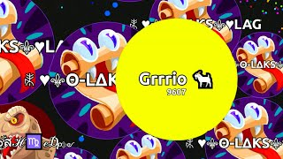 Gambar cover SOLO DESTROYING SLOWTEAMS AND PARTY TEAMS IN AGARIO (Agar.io Gameplay)