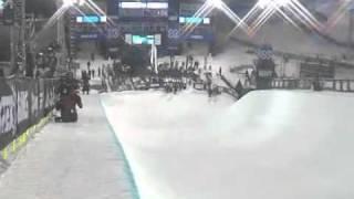 Winter X Games 15 - Devin Logan Tops Women's SuperPipe Elims