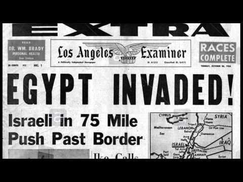 Image result for Suez Canal crisis in 1956