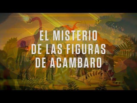LOS VIAJES DE OXLACK - Las figuras de Acámbaro