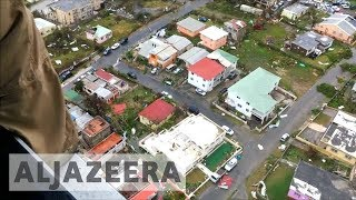'Chaos' in French island territories after Hurricane Irma