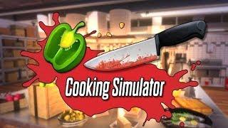 Randomowo: Cooking Simulator z Yanginoku - Kucharki ze mnie nie będzie