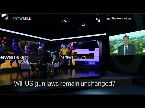 Turkish World Television Newsmaker program on the Las Vegas attack