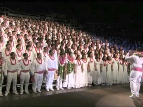 Kamehameha Schools Song Contest 2008 - Senior Class
