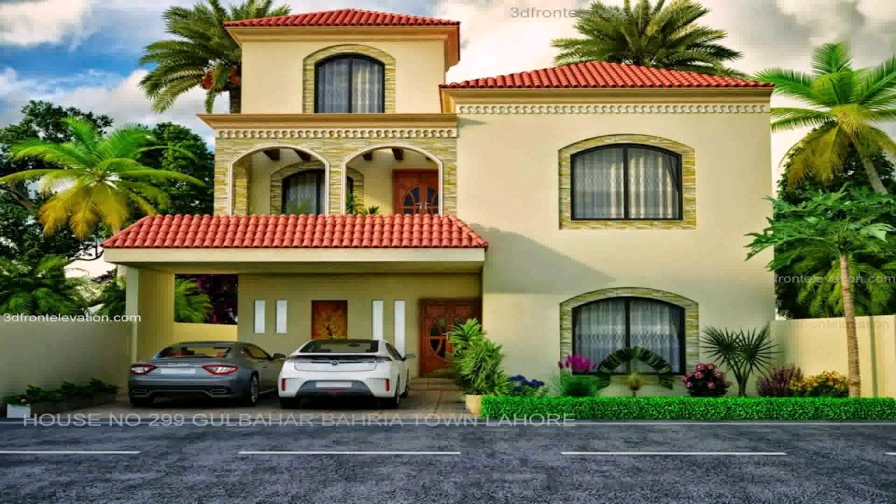 House design lahore - 3 Marla House Design In Lahore