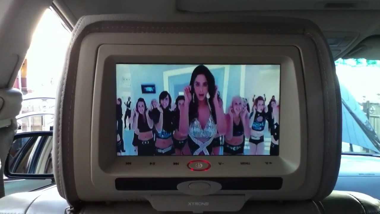 Headrest Dvd Videos Plays On 2000 Lexus Rx 300 Part 1