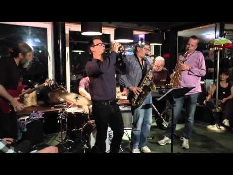 Cooking at The Auster Bar Jon Hammond Band With NDR Horns