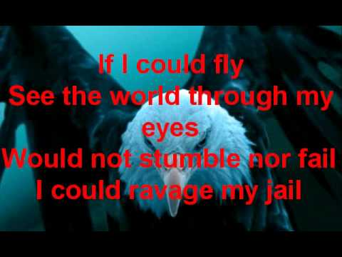 Helloween - If I Could Fly [synced Lyrics Video]