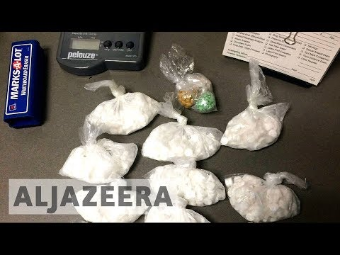 US indicts Chinese men for running massive Fentanyl network
