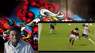 RONALDINHO- FOOTBALL'S  GREATEST ENTERTAINMENT REACTION!!!😱⚽️