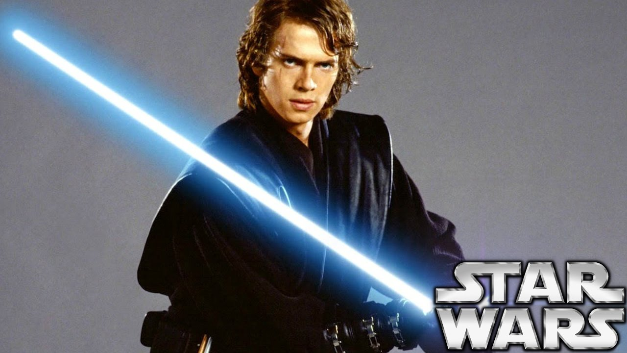 How powerful is anakin skywalker star wars explained youtube - Vaisseau star wars anakin ...