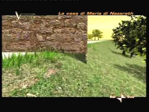0034 - IL MISTERO DELLA SANTA CASA - estratto voyager parte 1