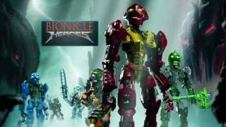 Bionicle Heroes Soundtrack - Titles